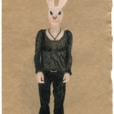 Self-Portrait as Rabbit